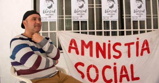 Andrés Bódalo, en una imagen reciente.