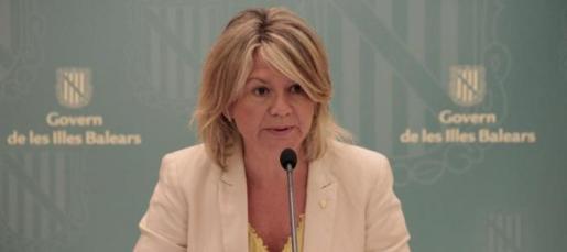 La diputada autonómica del PP Núria Riera.