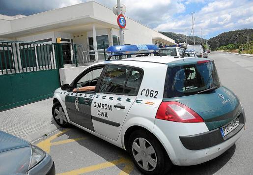 La Guardia Civil detuvo a los dos acusados en el año 2009.