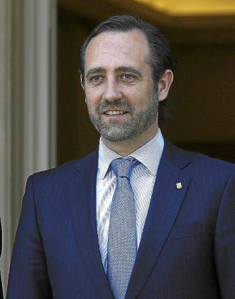 El expresident del Govern y senador José Ramón Bauzá.