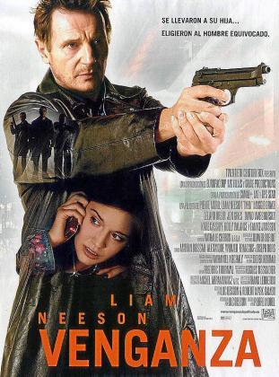 Cartel del film 'Venjança'.
