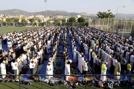 Ramadán en Palma.