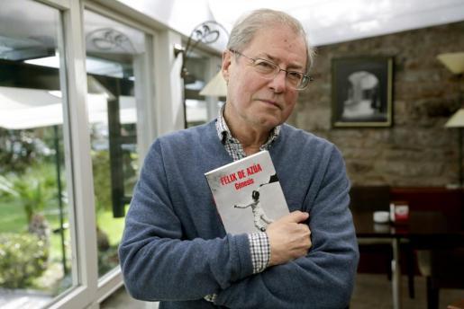 Fotografía de archivo del escritor, filósofo y académico de la RAE Félix de Azúa.