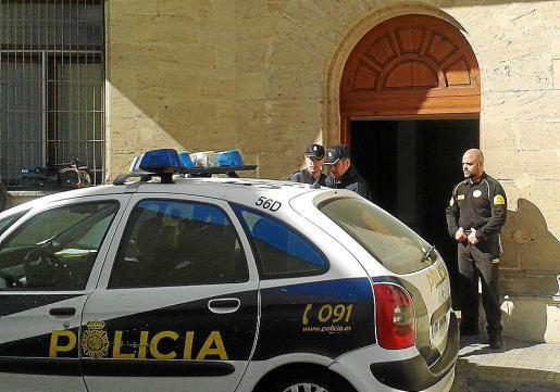 Los detenidos fueron puestos a disposición judicial el sábado por la mañana en Vía Alemania.