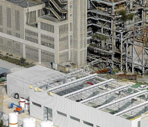 La planta desaladora de Alcúdia tiene una capacidad de 5 millones de metros cúbicos al año.