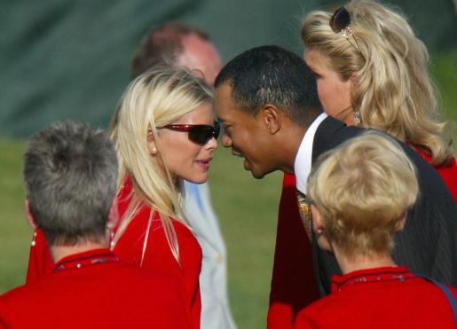 ESTADOS UNIDOS. SOCIEDAD. Elin Nordegren, modelo sueca esposa del golfistab Tiger Woods.