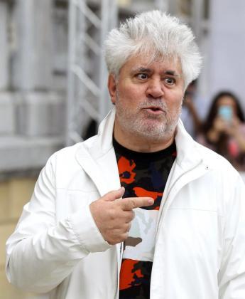 El realizador manchego Pedro Almodóvar.