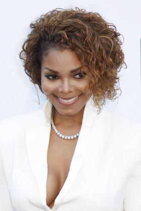 La cantante estadounidense Janet Jackson.