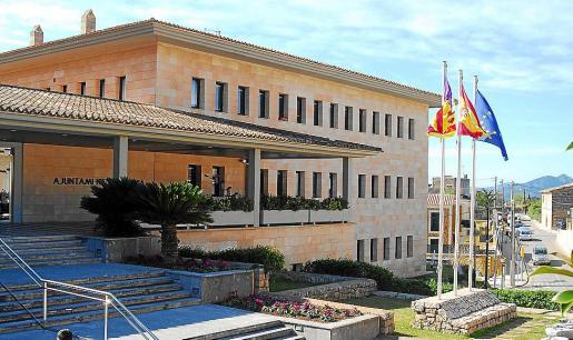 Fachada del Ajuntament de Calvià.