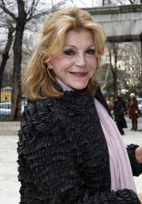 La baronesa Thyssen-Bornemisza, Carmen Cervera.