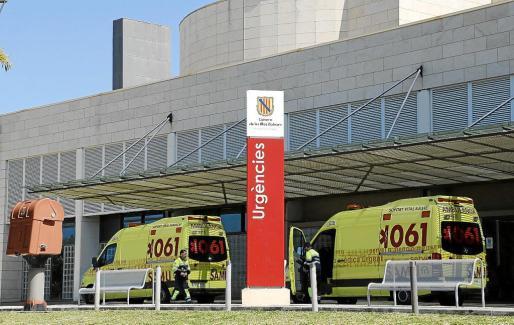Las víctimas acudieron ayer por la mañana al hospital Son Llàtzer y fueron sometidas a una exploración médica.