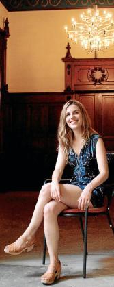 Margalida nació en sa Pobla y se inició en el Teatre Sans.