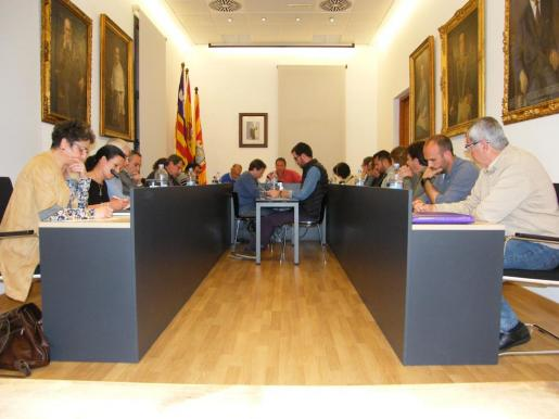 En el pleno de Felanitx del pasado lunes se dio a conocer la situación de la ordenanza de basuras.
