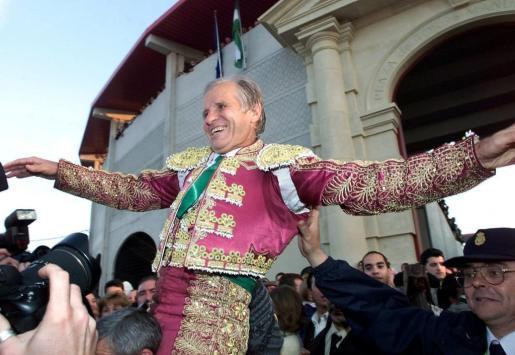 Manuel Benítez 'El Cordobés'.