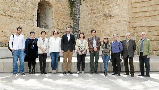 El patronato de la fundación se reunió este viernes en Es Baluard.