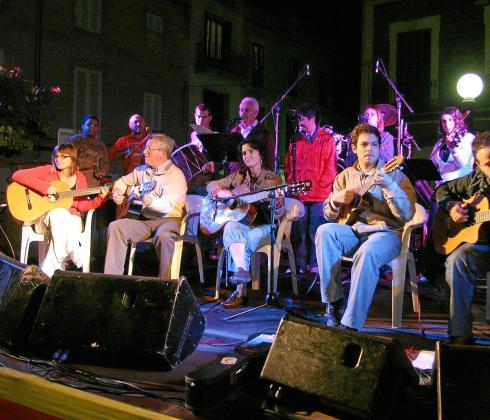 Imagen de archivo de la edición que tuvo lugar en Porreres.