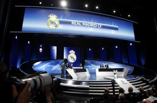Los equipos españoles que competirán en la Liga de Campeones han tenido desigual suerte.