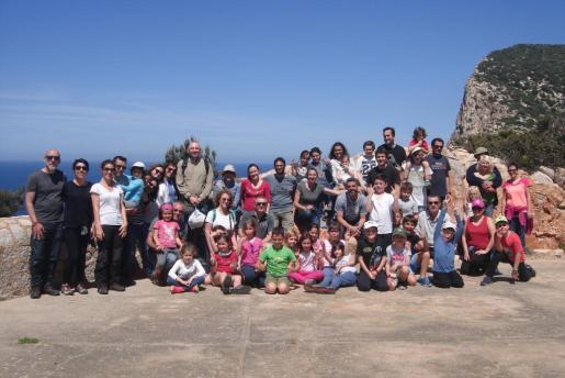 Imagen de los participantes en la jornada.