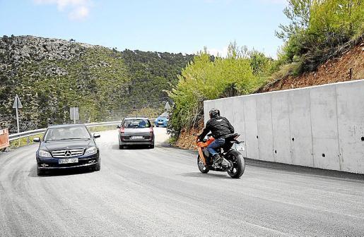 El próximo día 30, la carretera de Andratx-Estellencs permanecerá cerrada.