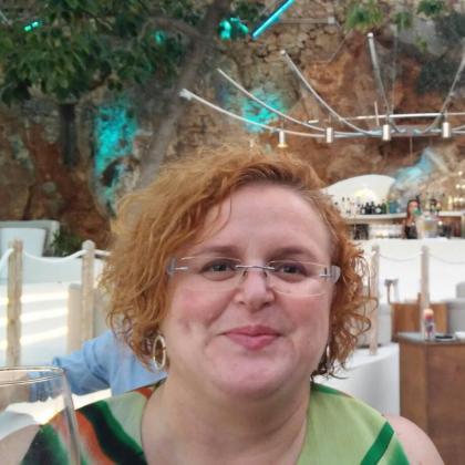 Ruth Mateu, en una imagen de archivo.