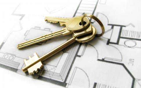 Compra y venta de viviendas.