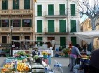 Mercado semanal de Llucmajor