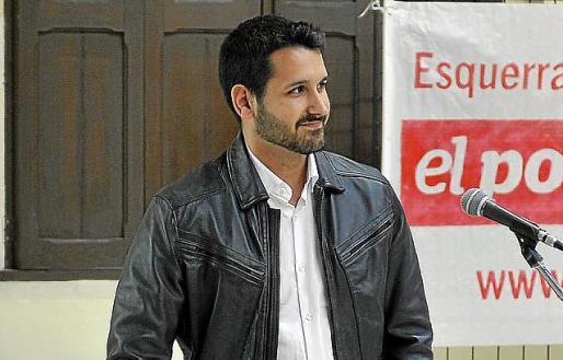 Juanjo Martínez, nuevo coordinador general de EU.