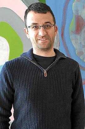 El presidente de la Societat Balear de Matemàtiques, Daniel Ruiz.