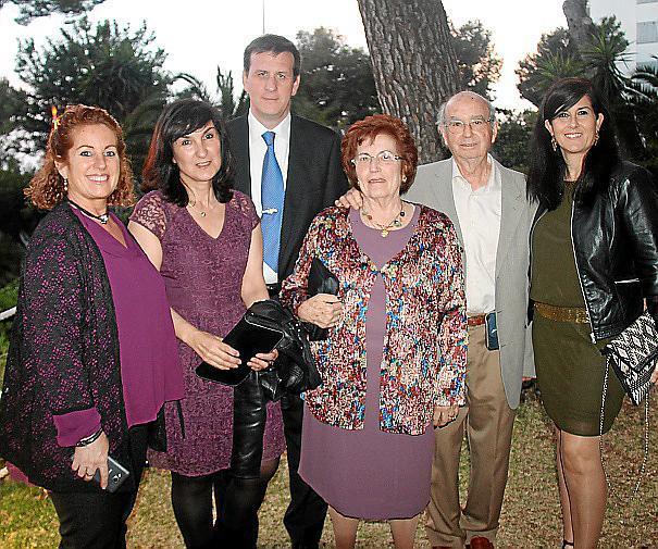 Cena solidaria del Rotary Club Palma Ramon Llull