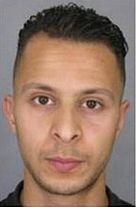 Salah Abdeslam, inculpado por su supuesta participación en los atentados del 13 de noviembre en París,