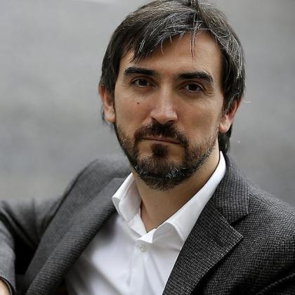 El periodista Ignacio Escolar.