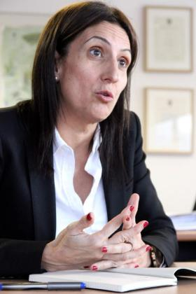 Inmaculada de Benito, presidenta de la Fundació Prevenció Hoteleria Illes Balears (FPHIB).