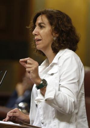 Irene Lozano, en una imagen de archivo.
