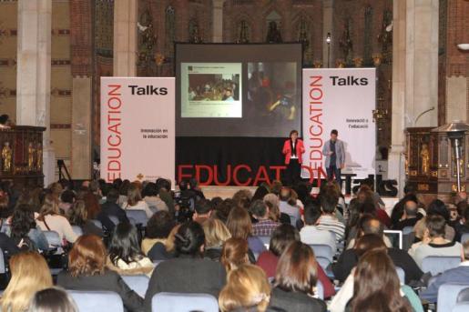 Más de dos doscientos profesionales de la educación se han reunido en esta nueva edición de Education Talks.