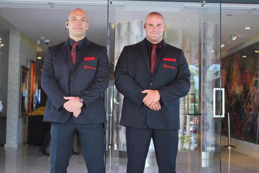 Una de las especialidades de Bull Group es la formación de profesionales en control de accesos.