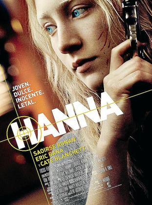 Cartel del film 'Hanna'.