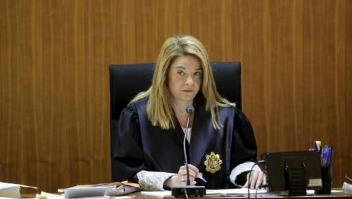 Samantha Romero, la magistrada que preside el tribunal que juzga el caso Nóos.