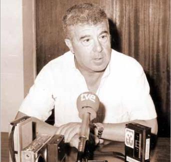 Miquel Contestí accedió a la presidencia en agosto de 1978.