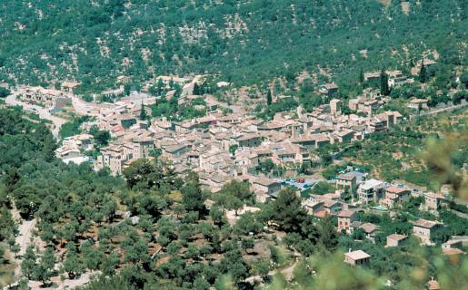 El enclave muntañoso de Fornalutx es uno de sus principales atractivos.
