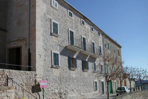 El municipio de Lloret cuenta en la actualidad con casi 1.200 habitantes.