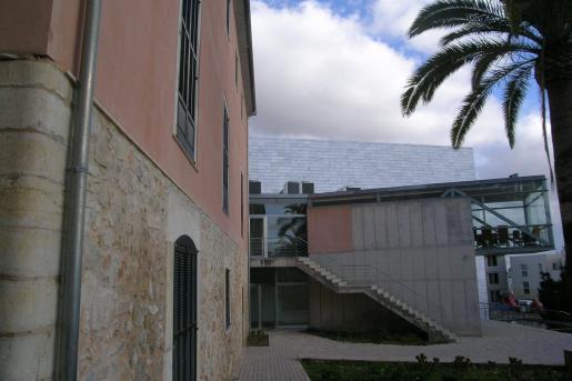 Instalaciones municipales de Can Seda, en el centro de Lloseta.