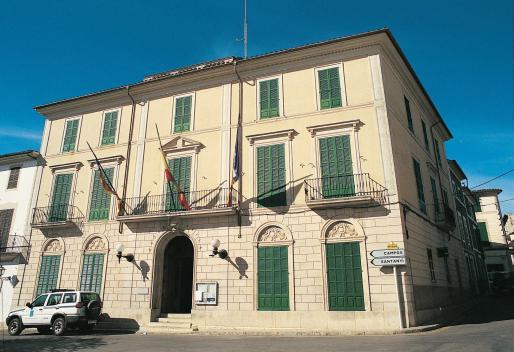 Porreres cuenta con una de las casas consistoriales más emblemáticas de la Part Forana.