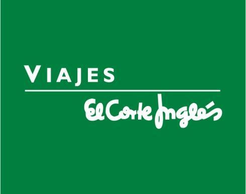 Imagen corporativa de Viajes El Corte Inglés.
