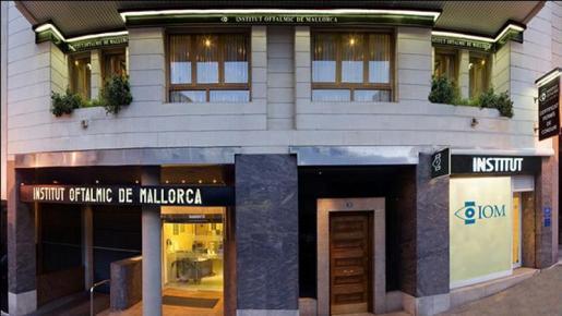 La sede principal del Institut Oftàlmic de Mallorca se encuentra en Palma, en la calle Anselm Turmeda, 10.