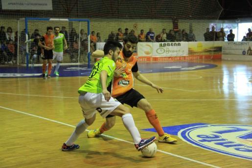 El Palma Futsal ha caído en Tudela por 3-2.