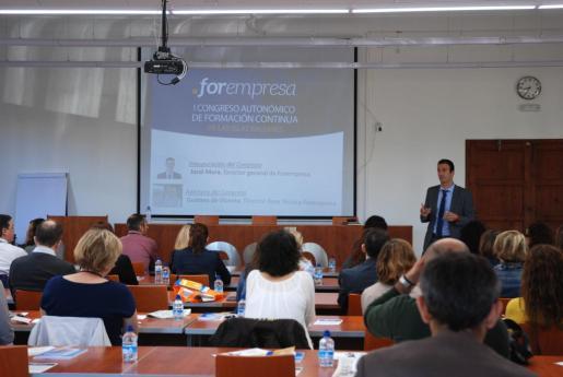 I Congreso de Formación Continua de Balears, a cargo de Forempresa, consultora de referencia con una trayectoria de más de 10 años en el sector.