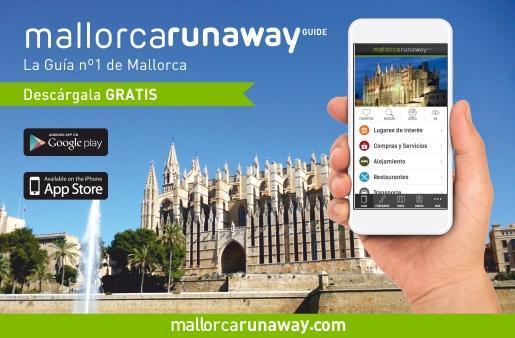 Mallorca Runaway está disponible, en más de once idiomas, para iOs y Android.