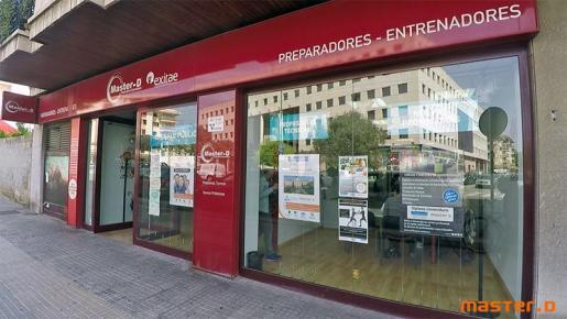 MasterD Mallorca se encuentra en la calle Alfons el Magnànim nº 30, de Palma.