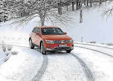 El nuevo Tiguan estrena el servicio Security & Service de Volkswagen.