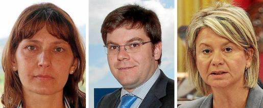 Según el Govern, entre los 26 altos cargos de la época de Bauzá se encuentran los exconsellers Martí Sansaloni y Núria Riera y la directora de la Advocacia de la Comunitat, Antònia Perelló.